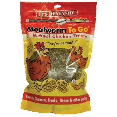 Unipet - Mealworm Chicken Treats
