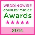 Port City Event Planners Wedding Wire Award 2014