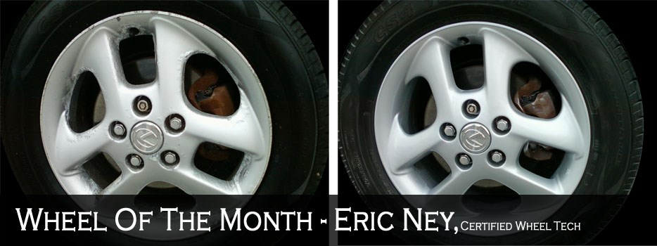 Wheel of the Month, Eric Ney, CWT