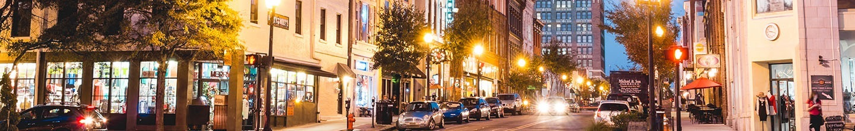 Downtown NC
