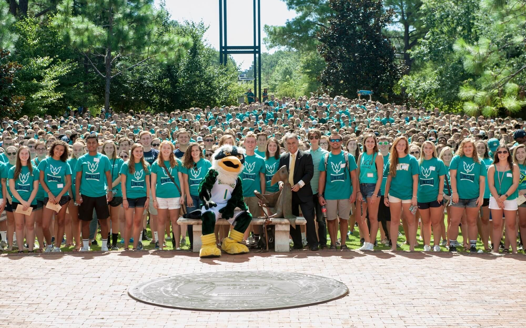 UNCW Convocation