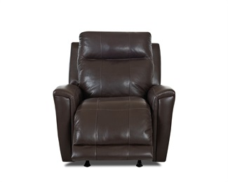 Priest Leather Rocker Recliner