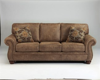 Larkinhurst Queen Upholstered Sofa Sleeper Brown