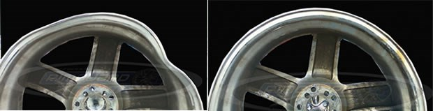 We will ensure that your wheel meets factory specifications before you leave or before we return ship your wheel