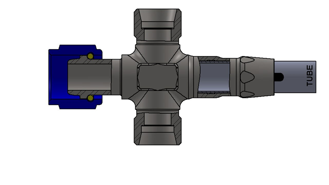 Cross Adapter