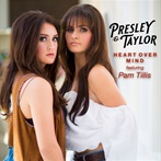 Presley & Taylor Feat. Pam Tillis 'Heart Over Mind '