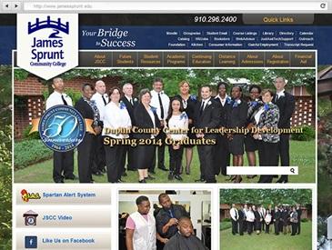 James Sprunt Community College