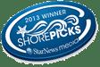 2013 Winner Shore Picks: The Best of the Cape Fear Region