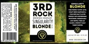 3rd Rock Singularity Blonde 6Pk