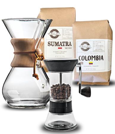 Carolina Coffee A Special Roast - A Grind And A Brew