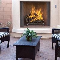 Superior WRE6000 Outdoor Woodburning Fireplace