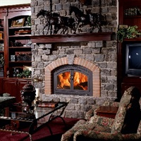 Fireplace Xtrordinair 44 Elite fireplace