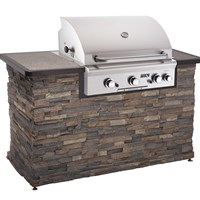 "American Outdoor Grill 36"" built-in"