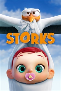 Storks - Now Playing on Demand