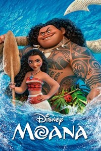 Moana - Now Playing on Demand