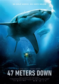 47 Meters Down - Now Playing on Demand