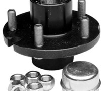 4 HOLE/BOLT HUB KIT #1250