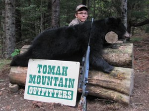 People of All Ages Can Enjoy the Thrill of the Hunt at Tomah Mountain Outfitters