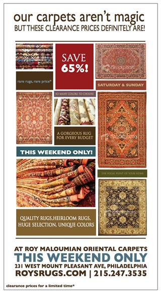Maloumian Rugs Carpets Aren't Magic