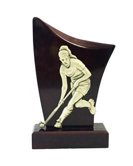 FHCMA902 - Rosewood Field Hockey Trophy