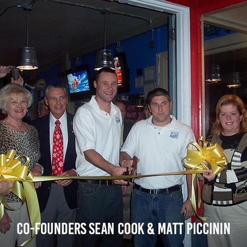 Co-Founders Sean Cook & Matt Piccinin