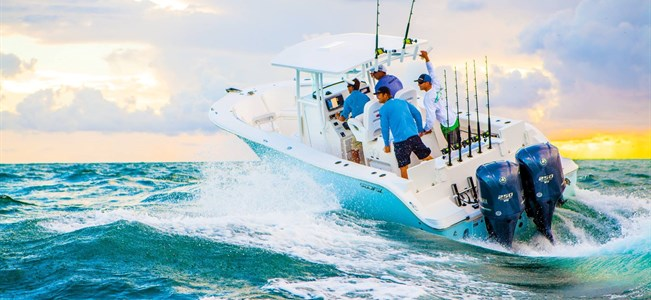 Angler's Marine has a large variety of new and used Sea Fox boats