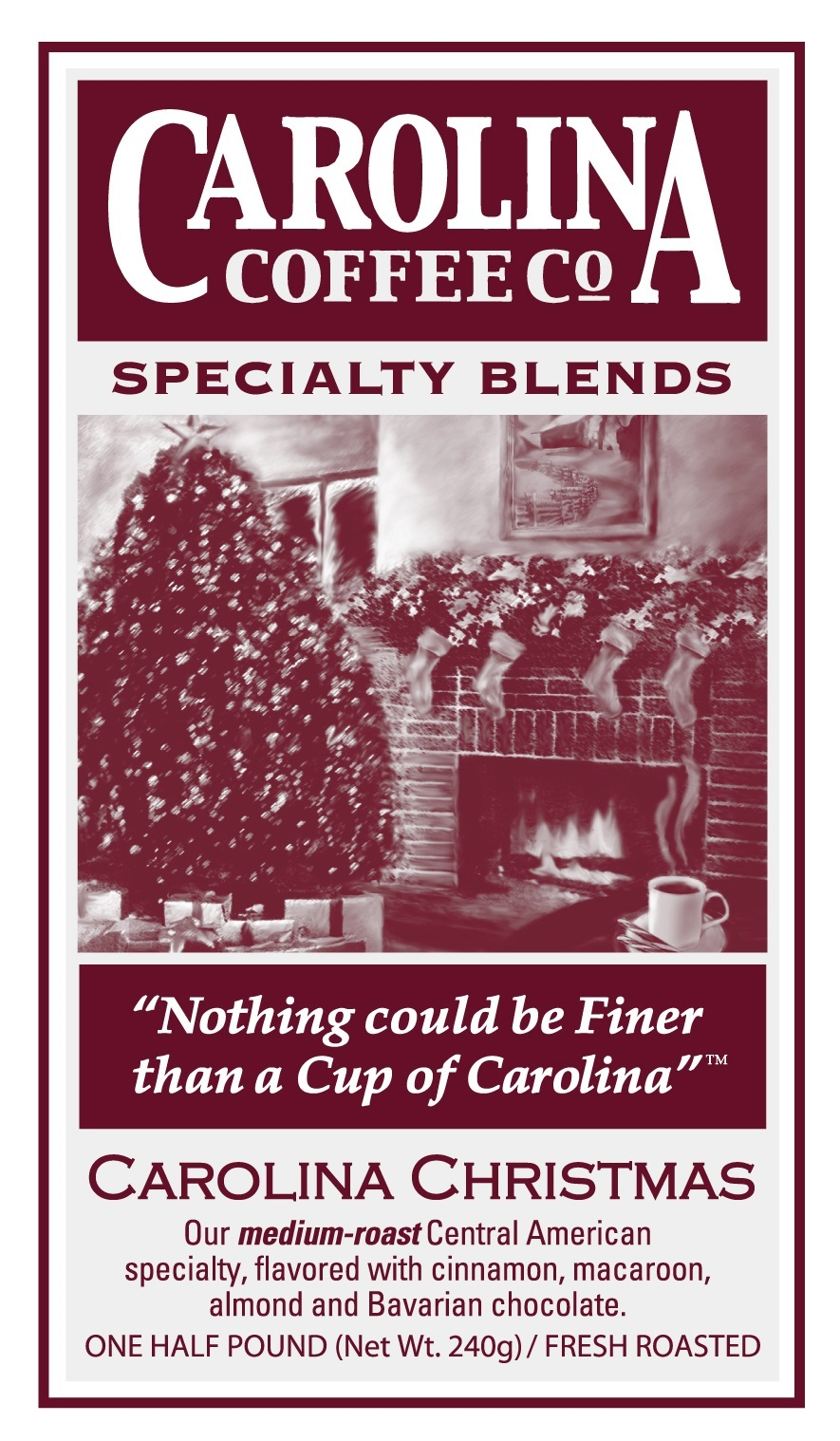 Carolina Christmas Blend