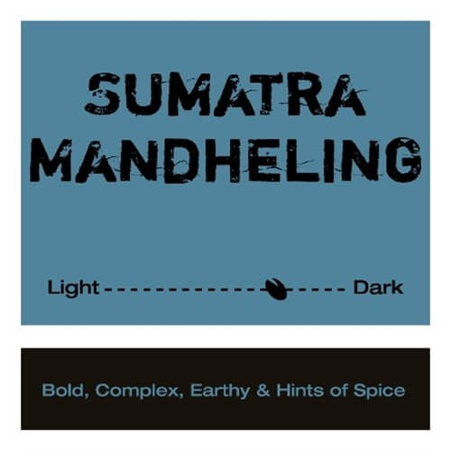 Sumatra Mandheling GR1