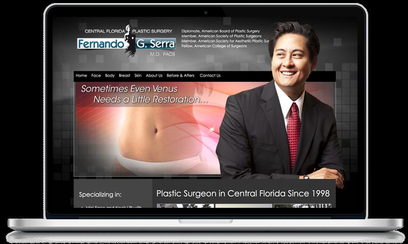 SEO Case Study Central Florida Plastic Surgery