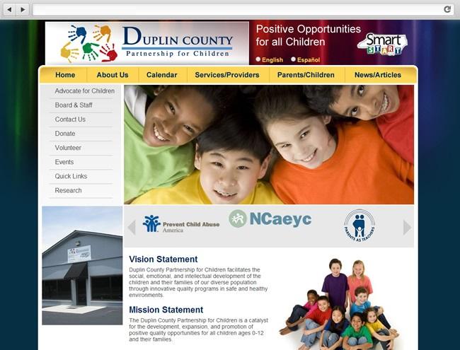 Duplin County Partership for Children