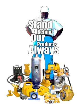 We Stand Behind Our Products Always