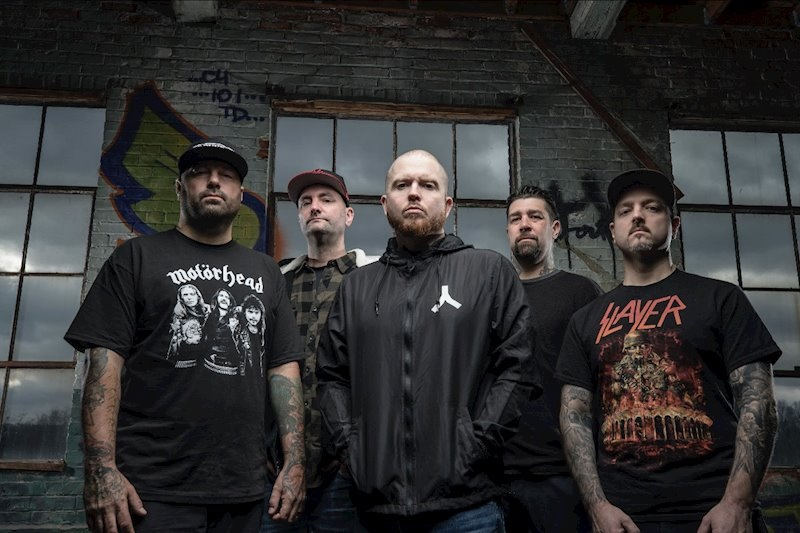 Heavy Metal Band Hatebreed Blasts Off With
