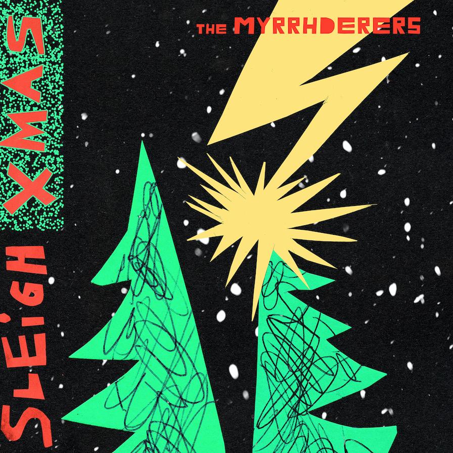 Supergroup 'The Myrrhderers' Release Debut EP