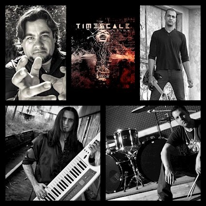 Timescale Release Self Titled Album Today