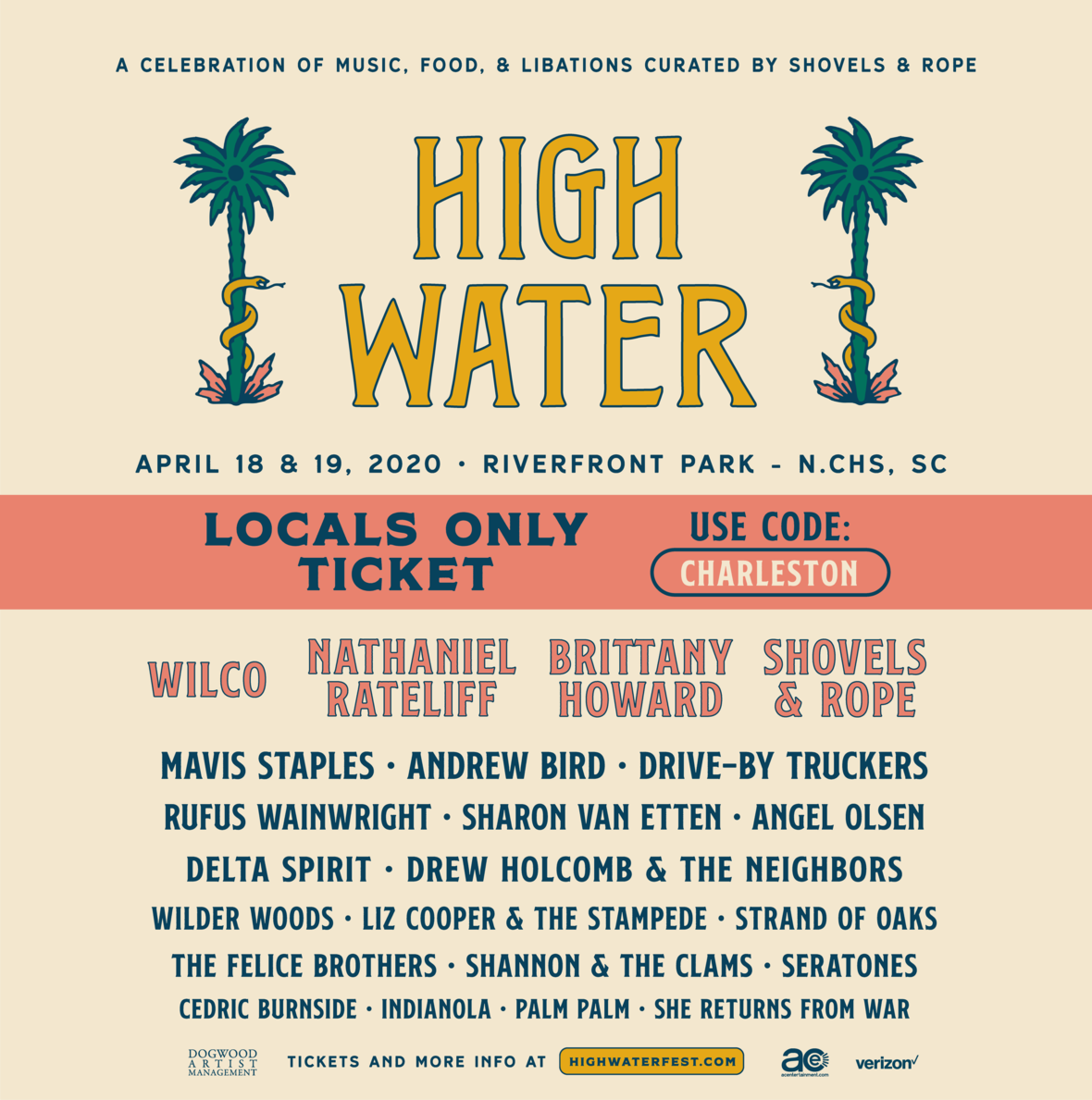 High Water Festival Introduces Locals Only Ticket