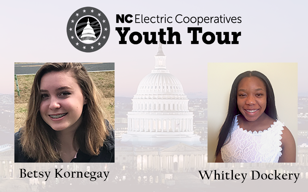Brunswick Electric Announces 2020 Electric Cooperative Youth Tour Winners
