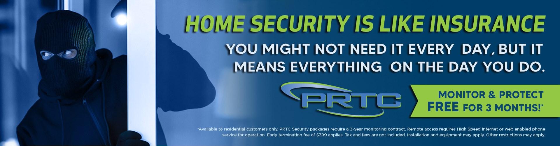 PRTC Security