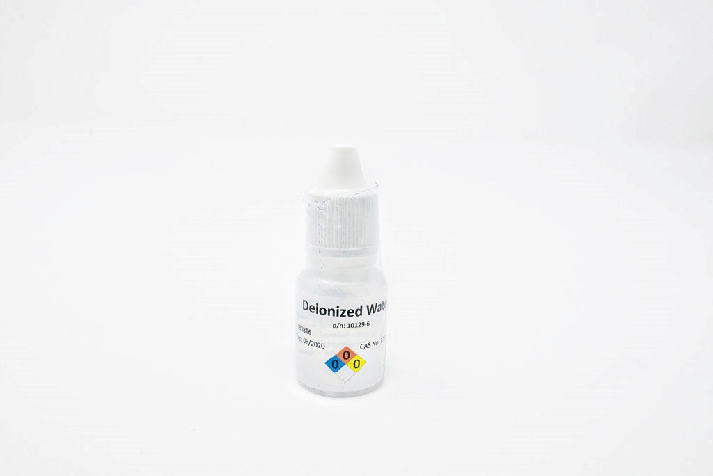 Small Bottle of DI Water 8mL