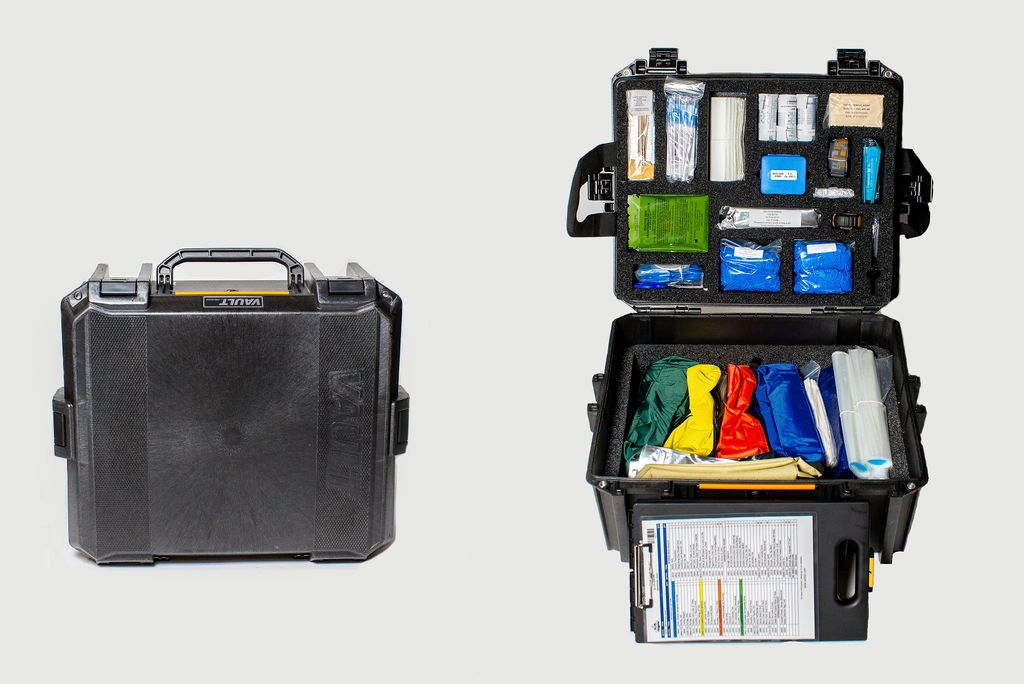 QSA102 Full FAC - Hard Case