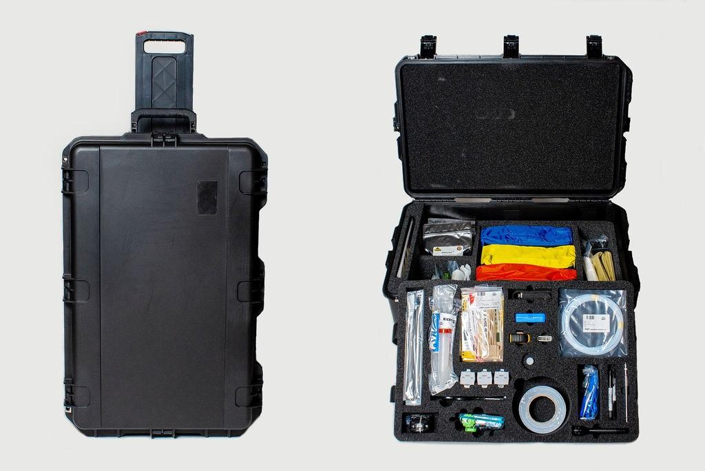 CBRE Hard Case Sampling Kit