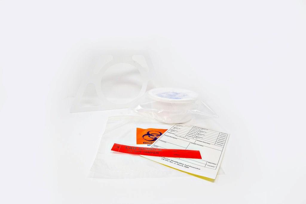 Stool Sampling Kit, Sterile