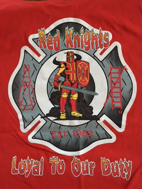 Mens T - Red