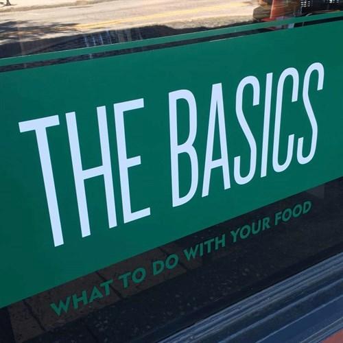 The Basics – Gourmet Soul Food