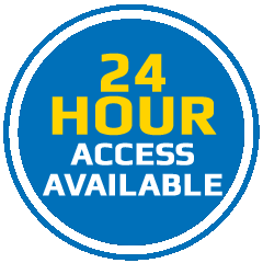 24 Hours Access Available