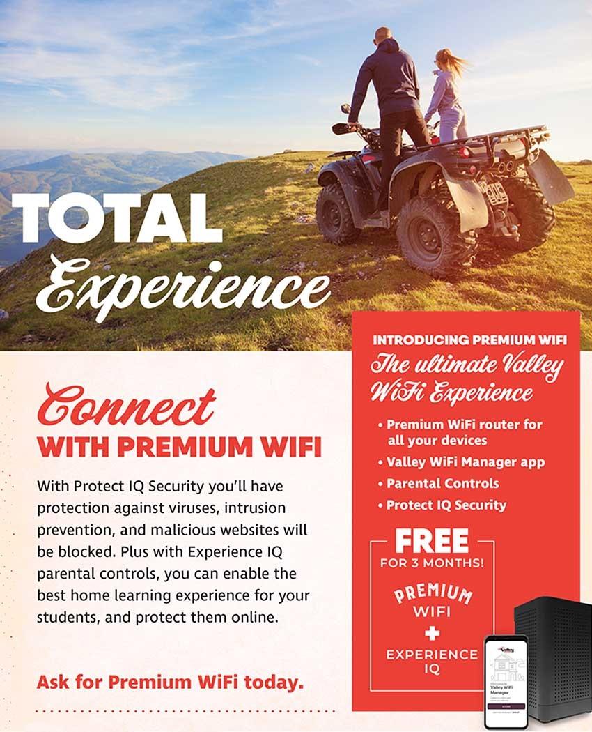 Premium WiFi with Parental Controls