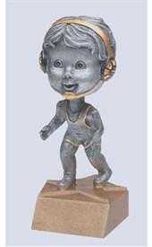 BH-6 - Wrestling Bobblehead Figure