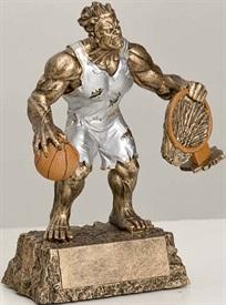 MRBB - Basketball Resin Figure