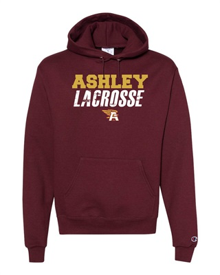 AHS Maroon Champion Hoodie - Orders due by Friday, November 20, 2020