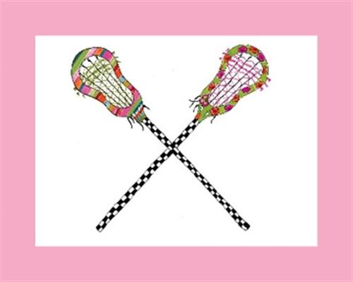 PR1 - Lacrosse Print
