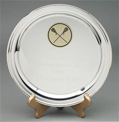P-8 - Silver Plate